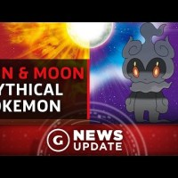 Pokemon Sun And Moon Get A New Mythical Pokemon - GS News Update