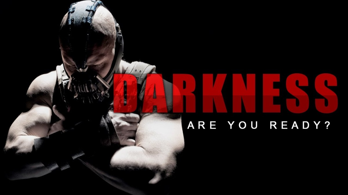 THE DARKNESS - Motivational Video